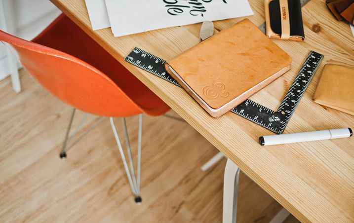 Office Desk - D1ZI